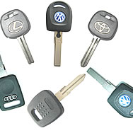Car Transponder Keys