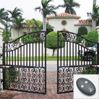 Remote Gates and Fobs